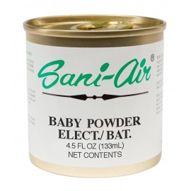 DEODORANT OIL (CALIFORNIA SCENTS) - BABY POWDER - 4.5 OZ (133 ML)
