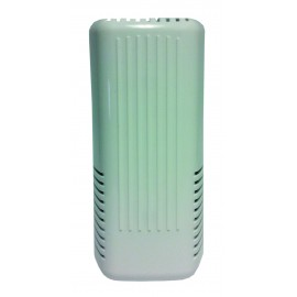 "BATTERY AEROSOL DEODORANT DISPENSER FOR SANI-AIR 4.5 OZ (133 ML) CAN - 4 3/8 x 4 1/8"" x 9"