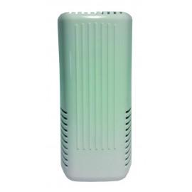 """Diffuseur de fragrance à batterie pour huile désodorisante Sani-Air - canette de 4,5 oz (133 ml) - 4 3/8 x 4 1/8"""" x 9"""" - California Scents DF-SA2000PW"""