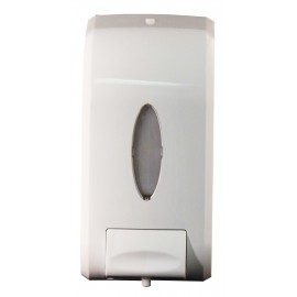 FOAM SOAP DISPENSER - 800 ML - WHITE