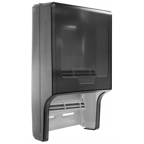 Toilet Paper Twin Dispenser - Regular Roll - DIS402RSBK - Black
