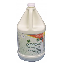 Concentrated Cleaner and Degreaser - Tangerine - 1.06 gal (4 L) - Safeblend CCXX G04