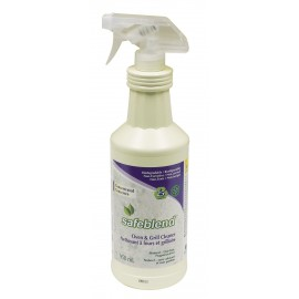 OVEN AND GRILL CLEANER - CONCENTRATED - FRAGRANCE FREE - SAFEBLEND - 950 ML