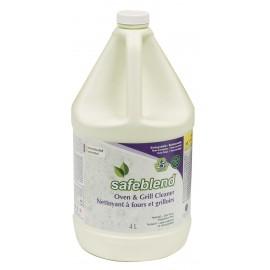 Nettoyant à four et grille - gel - tangerine - 4 L (1,06 gal) - Safeblend GCXX G04