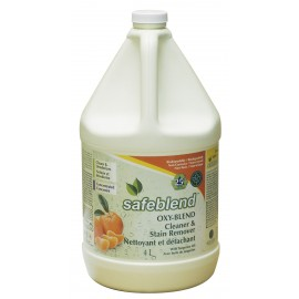 Oxy-Blend nettoyant et détachant - concentré - tangerine - 1,06 gal (4 L) - Safeblend XCTO-G04