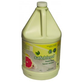 FOAM HAND SOAP - PINK GRAPEFRUIT - SAFEBLEND - 4 L
