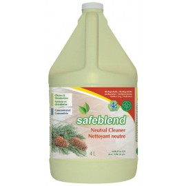 NEUTRAL CLEANER - CONCENTRATED PINE OIL - SAFEBLEND - 4 L