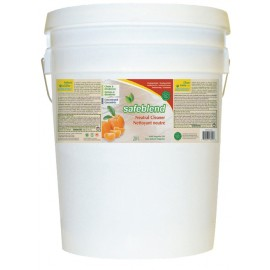 NEUTRAL CLEANER - CONCENTRATED - TANGERINE OIL - SAFEBLEND - 20 L