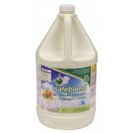 Détergent / Savon à lessive liquide - parfum de linge frais - 1,06 gal (4L) - Safeblend LCFR G04
