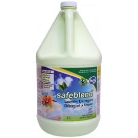 Détergent / Savon à lessive liquide HE - parfum de linge frais - 1,06 gal (4L) - Safeblend LEFR-G04