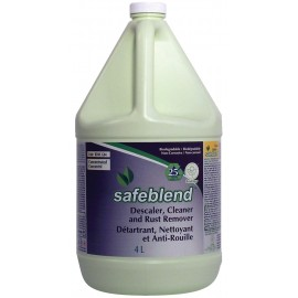 DESCALER CLEANER AND RUST REMOVER - SAFEBLEND - 4 L