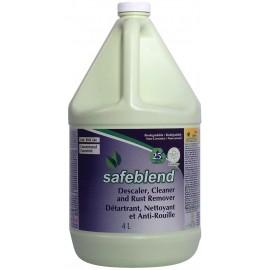 Nettoyant détartant et anti-rouille - 1,06 gal (4 L) - Safeblend BDXX G04