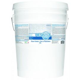 Floor Finish - Ready to Use - High Gloss - Resistol - 4.4 gal (20 L) - Safeblend REGL-PW1