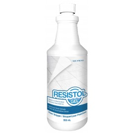 Floor Stripper - Ready to Use - Resistol - 33.4 oz (950 ml) - Safeblend STGE FWD