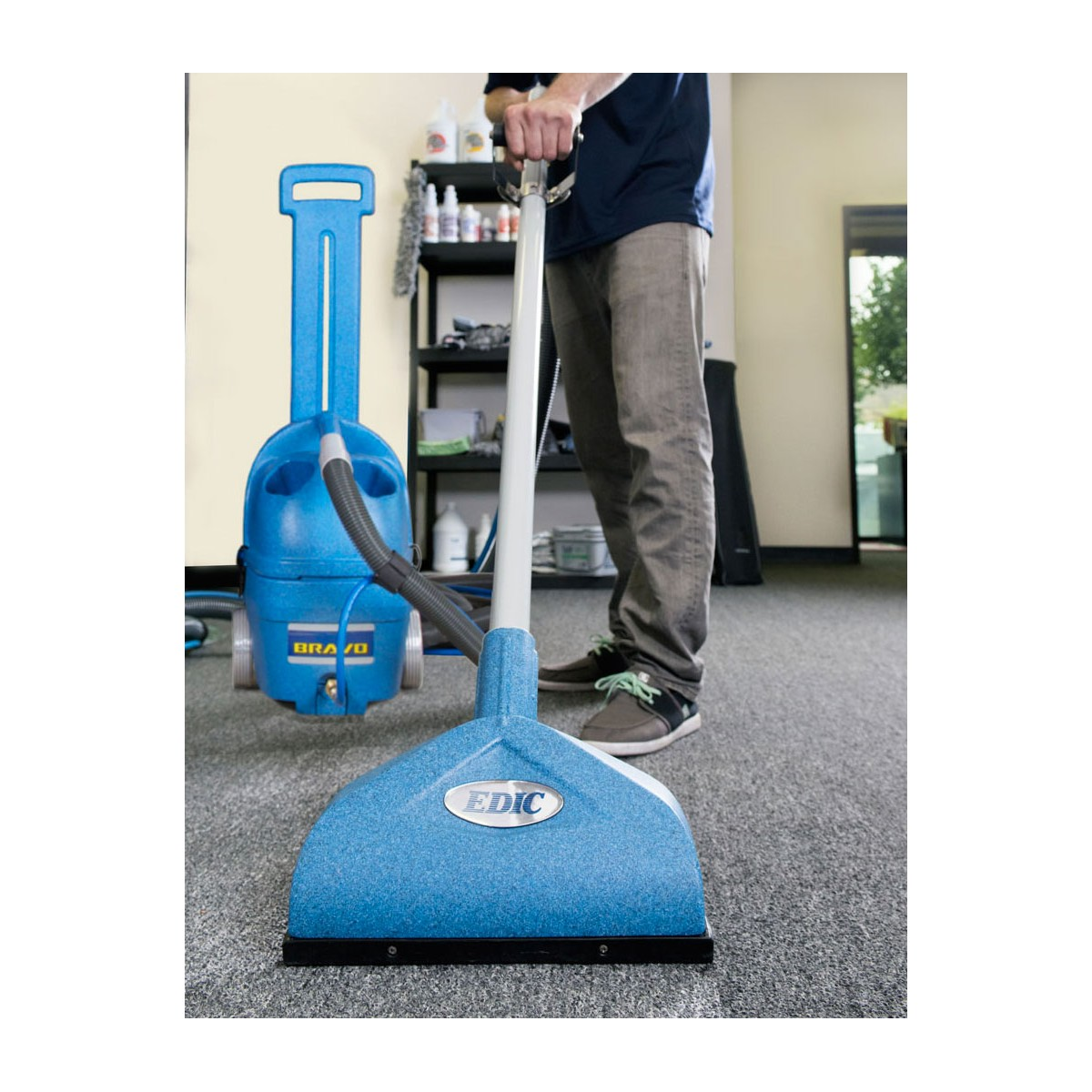 Edic Carpet Cleaning Machine Extractor All In One Carpet
