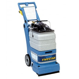 ED403TR Fivestar Is a Compact, Self-contained Carpet Extractor with Powerful Brush Agitation to Effectively Clean Carpets, Hard Floors, and Grouted Tile