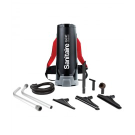 Sanitaire Quiet Clean Back Backpack Vacuum