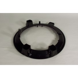 CROWN FOR BRUSH - FILTER QUEEN - BLACK