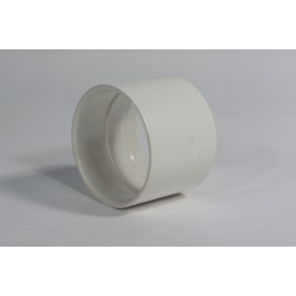 """Stop coupling for2"""" pipe - fitting for central vac - Plastiflex SV8062"""