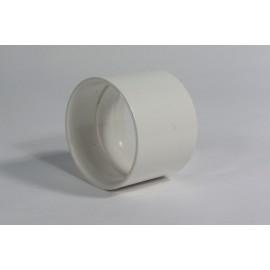 """Union de tuyau 2"""" - arrêt - d'installation pour aspirateur central - Plastiflex SV8062"""