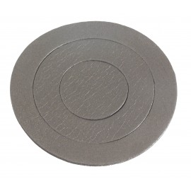 5.7'' X 1/8'' THIN MOTOR GASKET- FOR CENTRAL VAC