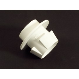ADAPTOR FOR PAPER BAG - FOR CENTRAL VAC - JOHNNY VAC