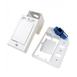 SQUARE DOOR SUPERVALVE - HAYDEN - WHITE