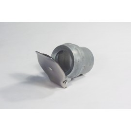 UTILITY METAL VALVE - FITTING FOR CENTRAL VAC