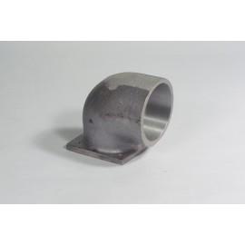 90° Metal Adaptor - for Central Vacuum Installation