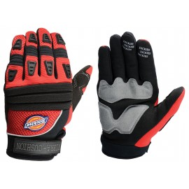 MECHANIC TYPE GLOVES - S/M