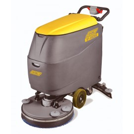 """AUTOSCRUBBER 22"""" W TRACTION FRONT/BACK GHIBLI"""