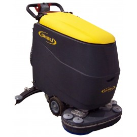 "24"" AUTOSCRUBBER WITH TRACTION FRONT/BACK - GHIBLI"