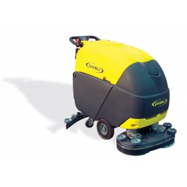"28"" AUTOSCRUBBER WITH DUAL TRACTION - GHIBLI"