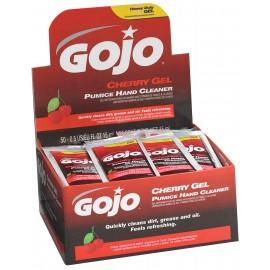 CHERRY GEL PUMICE HAND CLEANER - 15 ML - GOJO - BOX/50