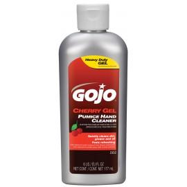 CHERRY GEL PUMICE HAND CLEANER - 177 ML - GOJO