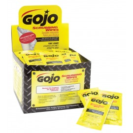 HEAVY DUTY SCRUBBING WIPE - GOJO - BOX/80