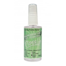 Air Freshener - Ultra Concentrated - Green Apple Fragrance - 2 oz (60 ml) - Floralie 04001-0