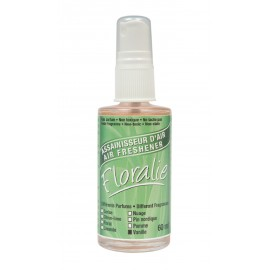 AIR FRESHENER - ULTRA CONCENTRED - FLORALIE - VANILLA - 60 ML