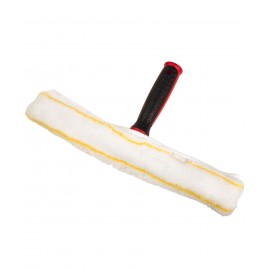 """Kit for Window Cleaning 14"""" (35,5 cm) - Strip Washer and Handle - White"""