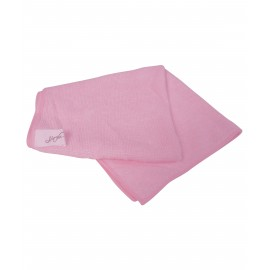 "CLEANING CLOTH MICROFIBER 15"" X 15'"" PINK"