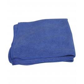 Chiffon en microfibre tout usage - 16'' x 16'' (40,6 cm x 40,6 cm) - bleu