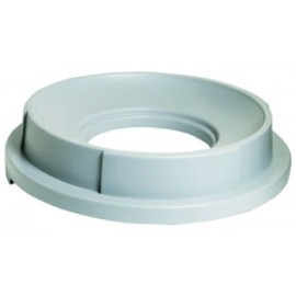 ROUND FUNNEL TOP - FOR JS0030 - MEDIUM GREY