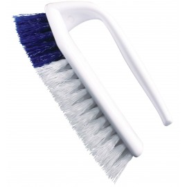 "Raised Handle Scrub Brush - 6"" (15.2 cm)"