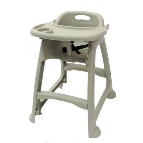 chaise haute sans roue