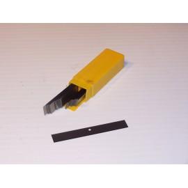 Lames de remplacement - 4'' (10,1 cm) - pour grattoir JS0028 / JS0029 - paquet de 50
