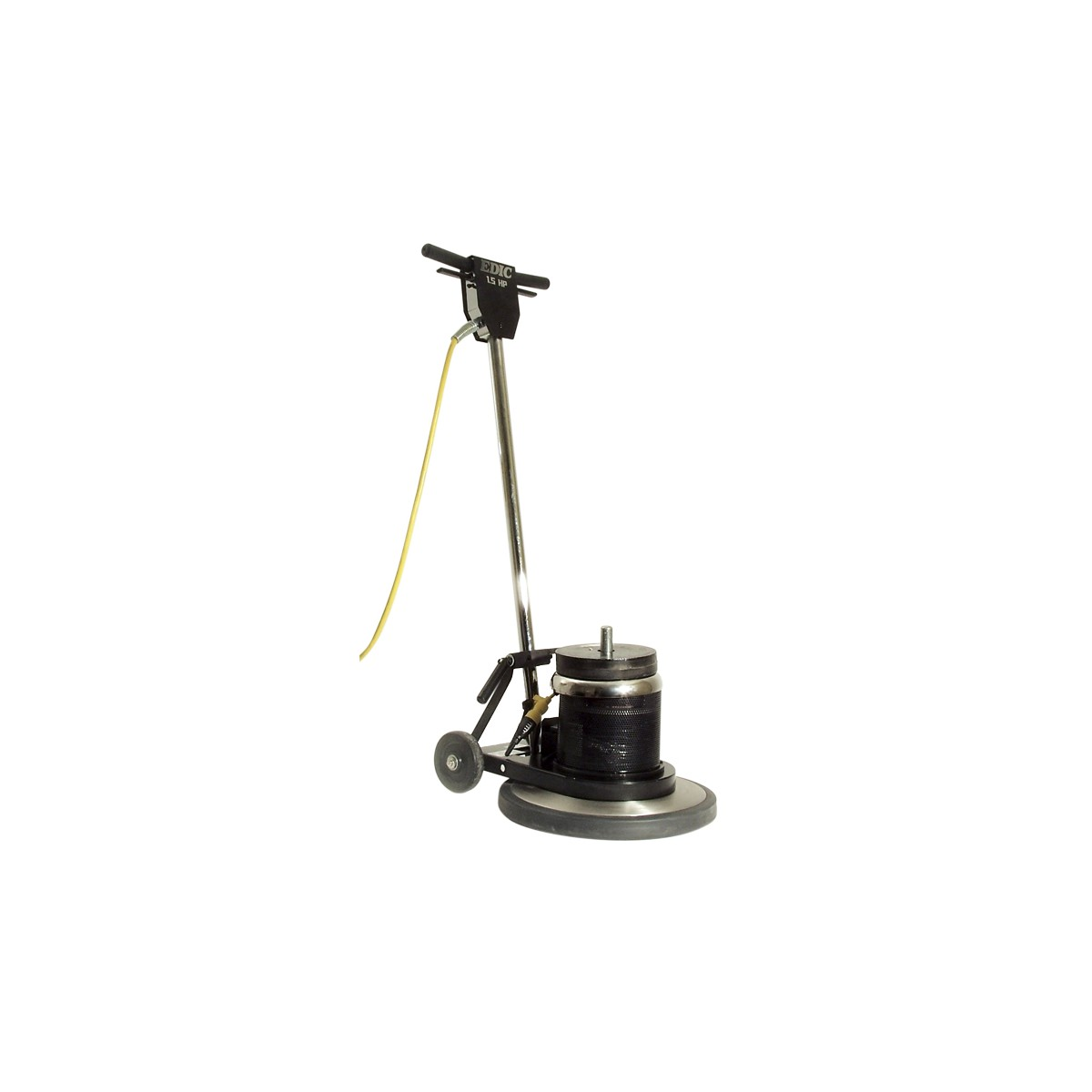 Jv17ap 17 floor polisher 1 speed with weight edic for 17 floor