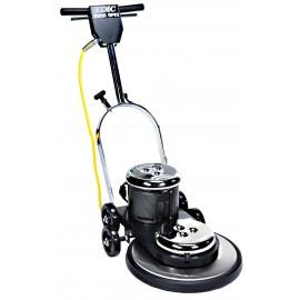 "Floor polisher, EDIC 17HS2000F-BK, Saturn, Head Side 17"" Width"