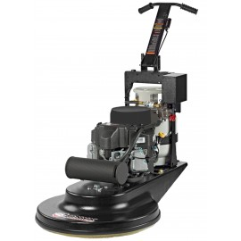 Propane Floor Polisher, Onyx Black Diamond S7ZBCNEYOO