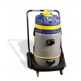 Wet & Dry Commercial Vacuum, Johnny Vac JV403P, Capacity of 15,8 Gallons