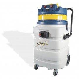 Wet & Dry Commercial Vacuum, Johnny Vac JV420HD, Heavy Duty, Capacity of 22,5 Gallons